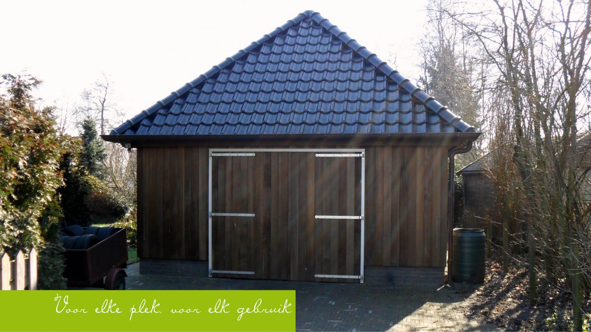 Houten Schuur Prijzen : Prijs houten schuur cheap houten schuur bouwen doe het zelf met